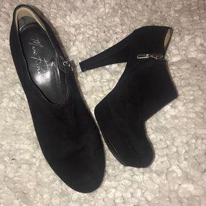 Marc Fisher Black booties